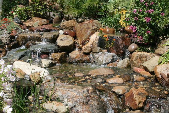 Kan Do Ponds Custom Koi Ponds Waterfalls And Pondless